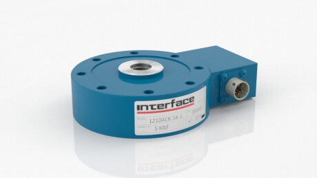 1200 and 1201 Series 3-Wire Amplified Load Cell