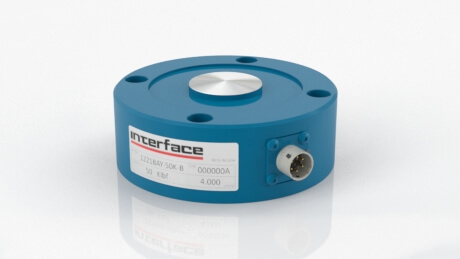 1201 Compression Standard Precision Low Profile Load Cell