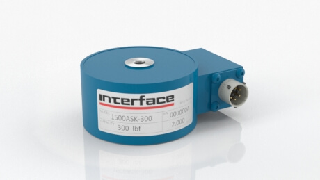 1500 Low Capacity Low Profile Load Cell