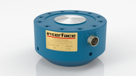 1601 Gold Standard™ Calibration Compression-Only Load Cell