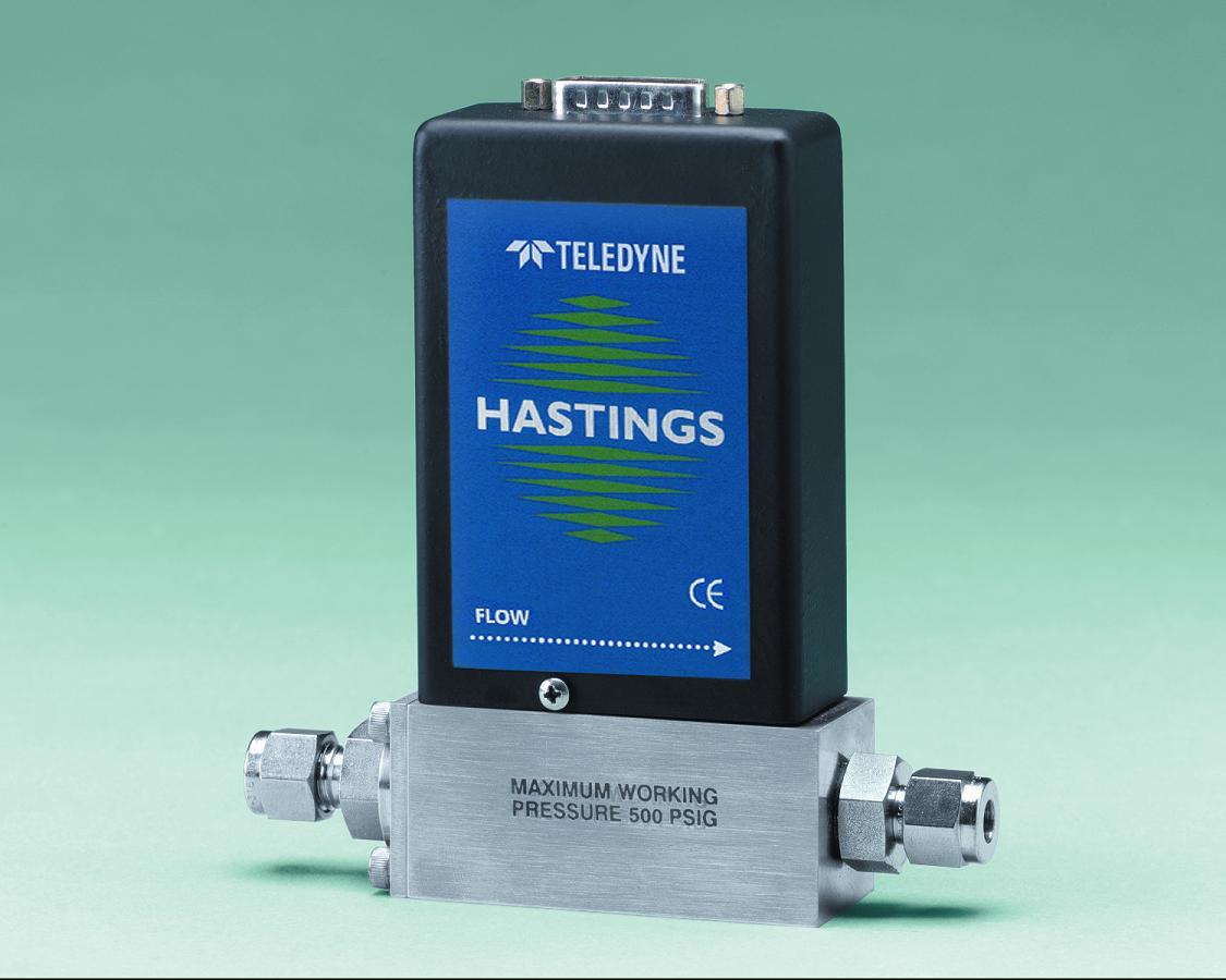 HFC-202 Mass Flow Controller