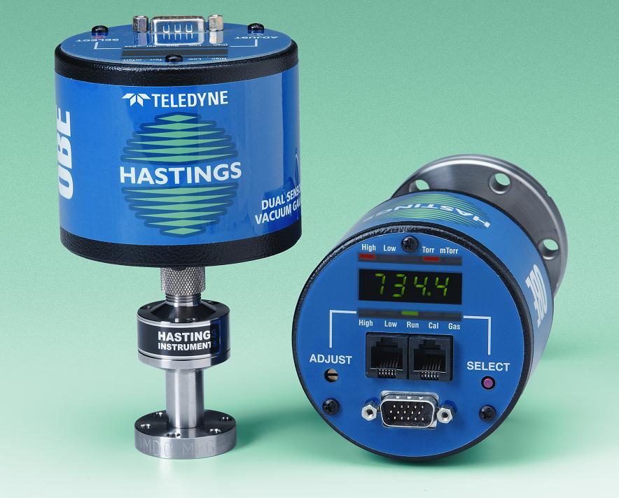 HPM-2002-OBE Dual Sensor Vacuum Gauge