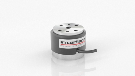 MRT Miniature Flange Reaction Torque Transducer