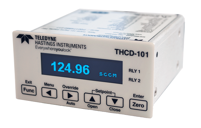 THCD-101 Single Channel Controller/Display