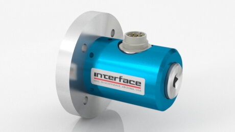 TS15 Square Drive to Flange Reaction Torque Transcucer