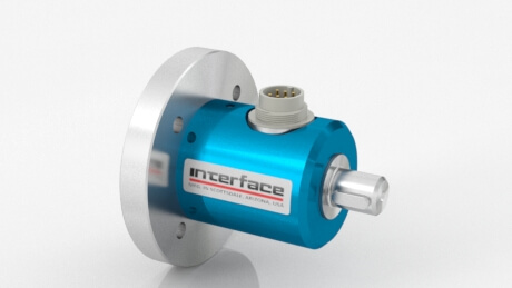 TS18 Shaft to Flange Reaction Torque Transducer