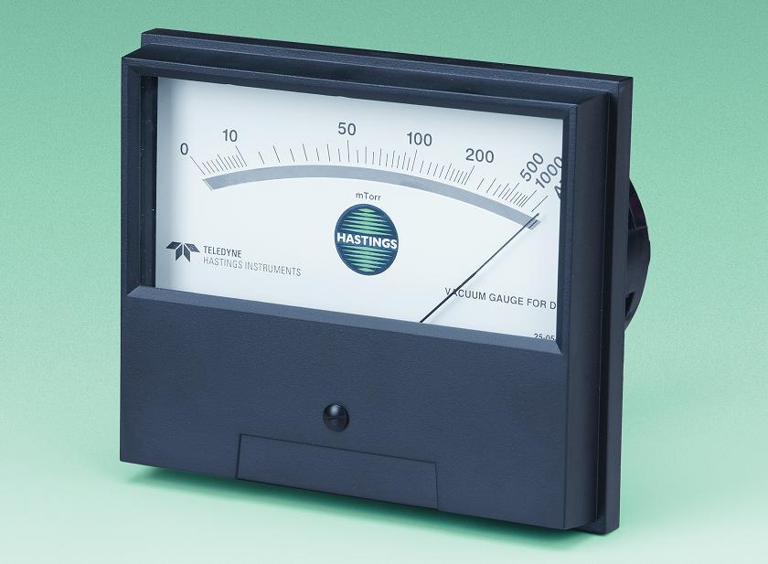 VT Analog Vacuum Indicator