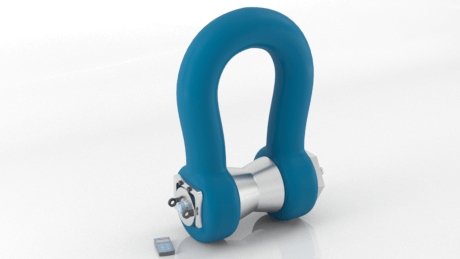 WTSSHK-B-HL Wireless Bow Load Shackle