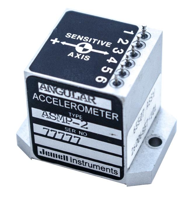 ASM Angular Accelerometer