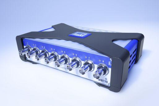 QuantumX MX878B Analog Output Module