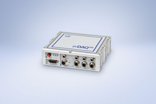 Somat eDAQXR EXRCPU Processor