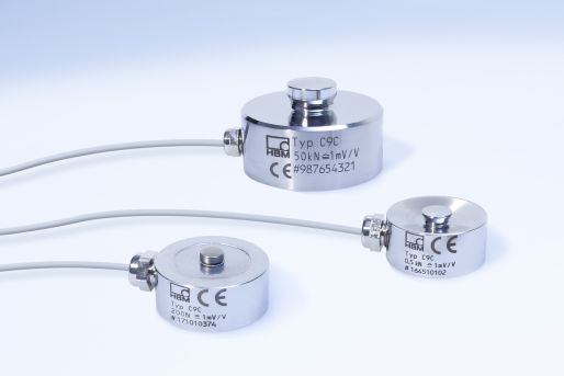C9C Compression Force Transducer
