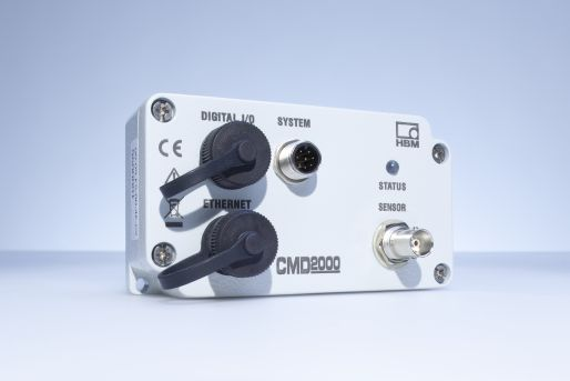 PACEline CMD2000 Digital Charge Amplifier