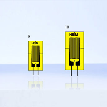 LD20 Strain Gauge for High Strain