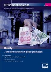 2010, Issue 3 – Quality-the hard currency of global production