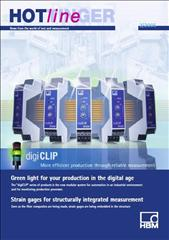 2005, Issue 2 – DigiCLIP, More efficient production