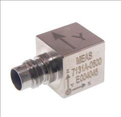 7131A Triaxial IEPE Accelerometer
