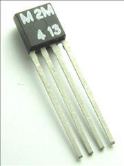 KMZ Linear Magnetic Field Sensor
