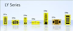 LY Linear strain gauges with 1 measuring grid
