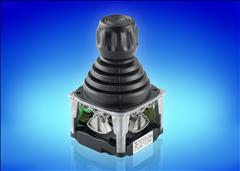JC3000 Single and Dual axis Fingertip Joystick