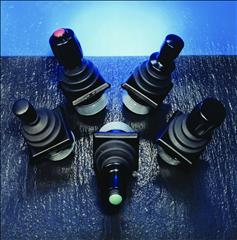 JC2000 Multi-Axis Contactless Joystick