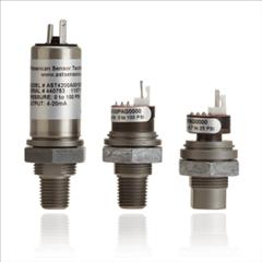 AST4200 Panel Mount Pressure Sensor
