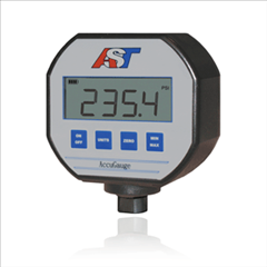 AG100 Digital Pressure Gauge – 9V Battery Powered