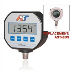 AG200 Digital Pressure Gauge 4-20mA Output Signal