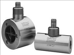 Gas QuikSert Turbine Flow Meter
