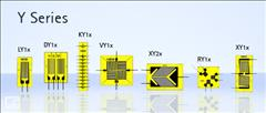 Y Series Strain Gauges