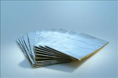 ABM75 Aluminum Foil c/w Kneading Compound