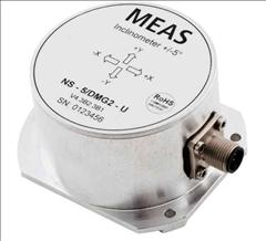 D-series Dual Axis Inclinometer