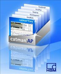 EasyOptics module for CatmanAP software