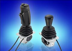 JC1500 Rugged Single Axis Contactless Joystick