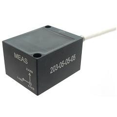 TE 203 Low Noise Triaxial MEMS Accelerometer
