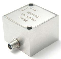 TE 4803A Low Noise Triaxial Accelerometer