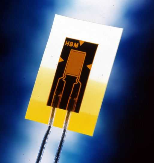 LE11 Encapsulated Strain Gauge