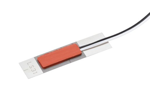 LS31HT Weldable Strain Gauge for High Temperatures
