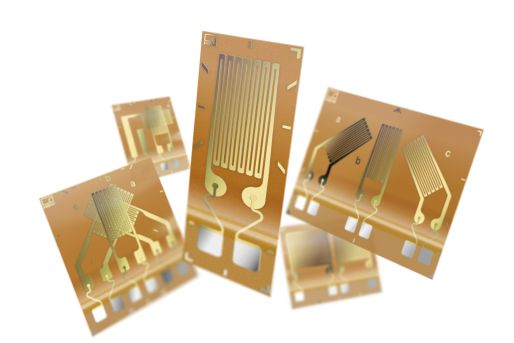 M Series Strain Gauges for High Alternating Loads