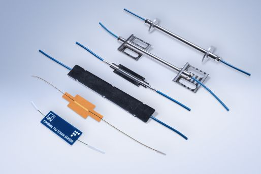 FS62 Optical Strain Sensors