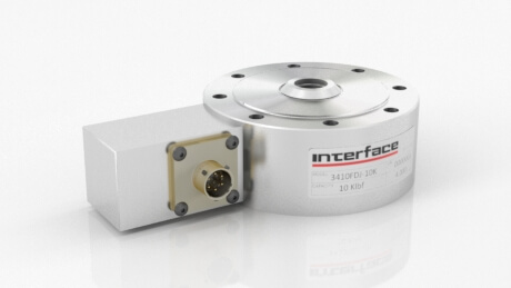 3410 Intrinsically Safe Low Profile Load Cell