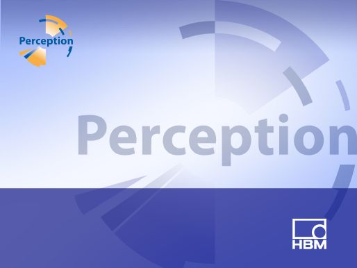 Perception High Speed DAQ Software