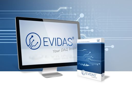 EVIDAS Data Acquisition Software