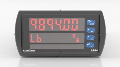 9894 Analog Input Process Meter