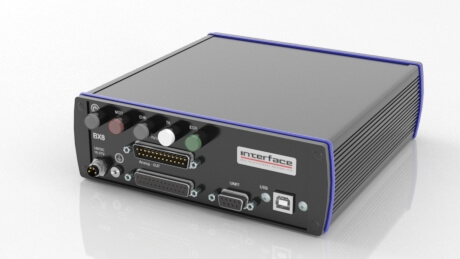 BX8-HD15 8-Channel DAQ Amplifier
