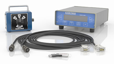 GS-SYS03 Gold Standard® Portable Load Cell Calibration System