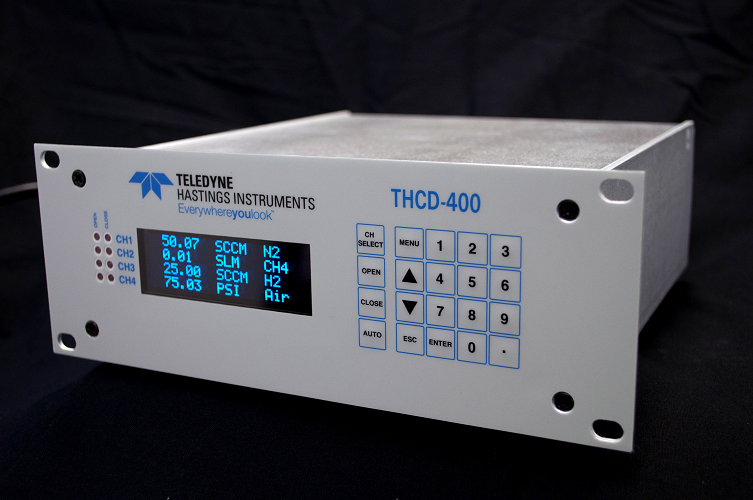 THCD-400 Four Channel Display/Controller