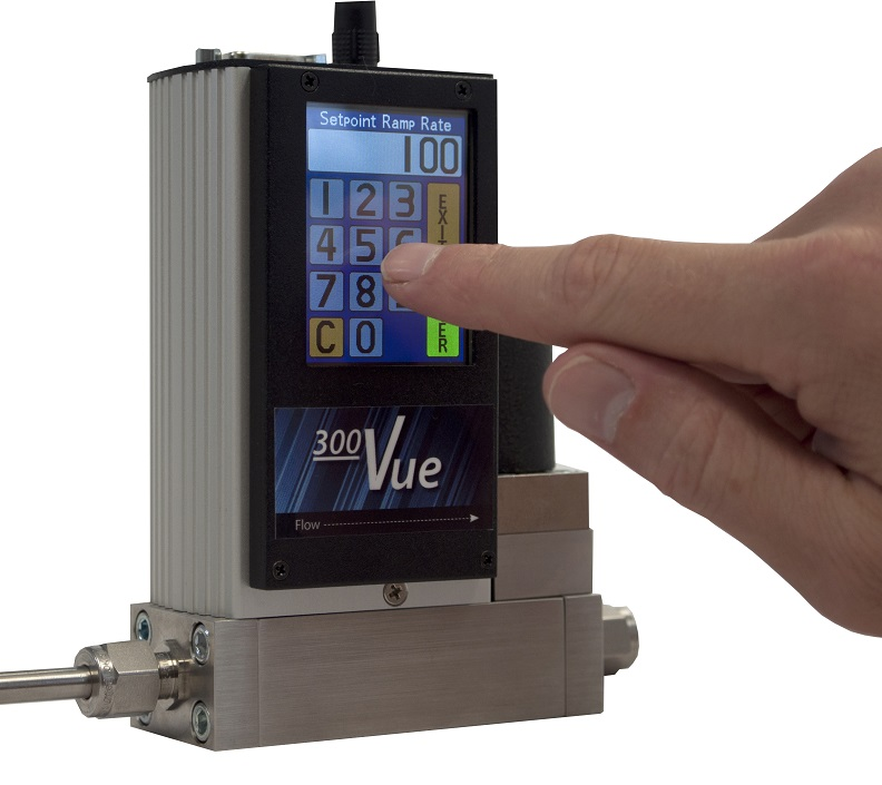 HFM-D-300B Digital 300 Vue Flow Meter