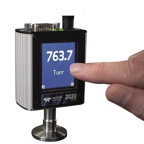 HVG-2020A Vacuum Gauge