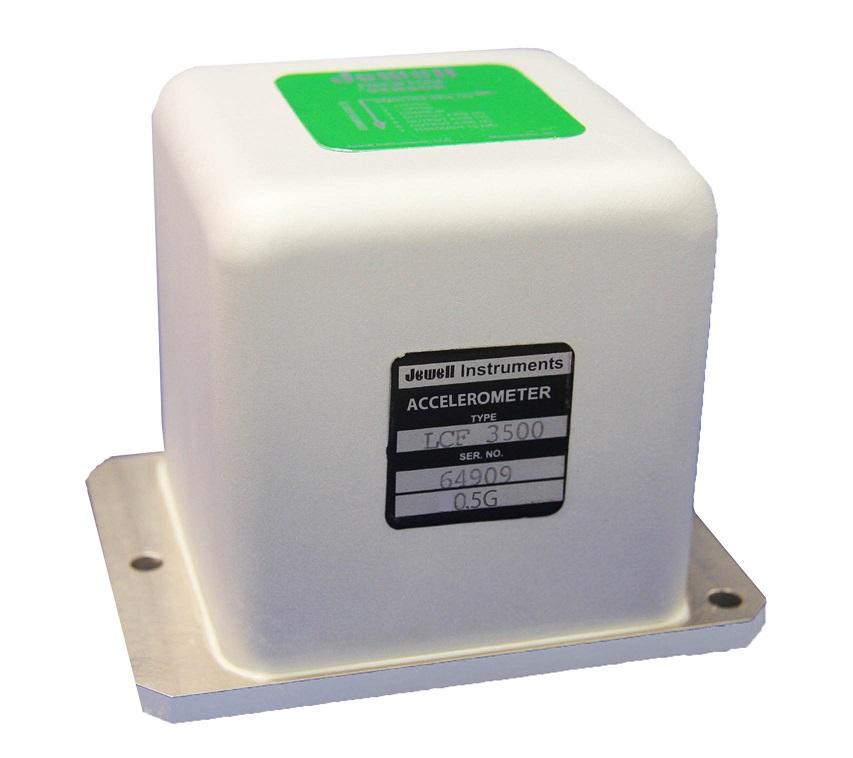 LCF-3500 Tri-Axial Accelerometer